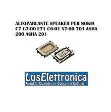 ALTOPARLANTE SPEAKER PER NOKIA C7 C7-00 E71 C6-01 X7-00 701 ASHA 200 ASHA 201