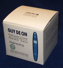 GUYDEON GUY DE ON Regenerating Night Cream 50ml Natural Care from the Dead  Sea