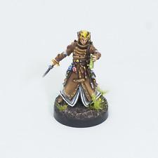 Painted Miniature Damiel Iconic Alchemist Fantasy Pathfinder rpg DND