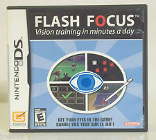 Flash Focus nintendo ds