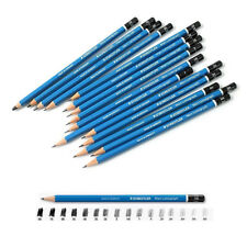 Staedtler Mars Lumograph 100 Pencils Art Set 12 pcs  Drawing Sketching Writing