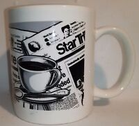 VTG Minneapolis Star Tribune Coffee Mug Rare Minnesota