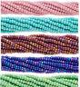 12 Strands Preciosa Czech Glass Seed Beads Size 11/0 Rainbow Colors  Full Hank