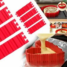 "Kitchen Gadget Cooking Tool ""Bake Your Cake"" Very Easy To Use 4 Silicon PCS"