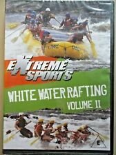 EXTREME SPORTS - WHITE WATER RAFTING VOLUME II - DVD - NEW/SEALED