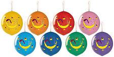 Sleeping Bear Punch Balloons Italian High Quality Print Assorted Designs. 50pcs