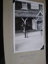 Old amateur photograph Hayburn Wyke 1972