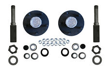 Build Your Own Trailer Axle Kit  2000# Camper SP204BT8 Axel