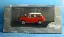 Autobianchi A112 Red Starline 506816 1/43 Rouge Rot Italia Rosso White Roof