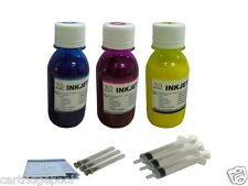 Refill Pigment ink for HP 940 Pro 8000 Pro 8500 3x4oz/s