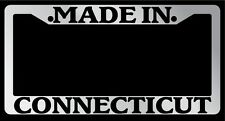 Chrome License Plate Frame Made in Connecticut Auto Accessory 1197