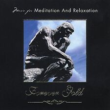 Music for Meditation & Relaxation by Various Artists (CD, Apr-2007, St. Clair)