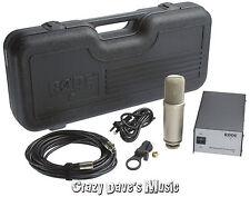 "NEW Rode NTK Valve 1"" Condenser Class A Tube Condenser Studio Microphone"