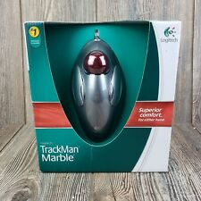 Logitech Trackman Marble Mouse 910-000806