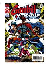 12 Comics Gambit and the Xternals 1 2 3 4 X-Men 1 2 3 4 Weapon X 1 2 3 4 SM21