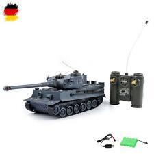 RC ferngesteuerter 2,4Ghz Panzer German Tiger, 1/28 Modell, Tank, Kettenfahrzeug