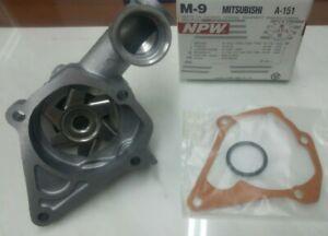 Water Pump Mitsubishi Mirage Tredia Lancer Hyundai, 4G13/4G15/ - OEM:MD030863 -