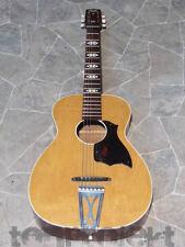 vintage Stella HARMONY JAZZ BLUES PARLOR guitare usa 1960s