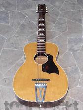 Vintage Stella Harmony JAZZ BLUES PARLOR Guitare USA 1960 S
