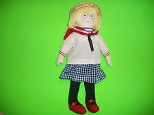 "Mary Engelbreit's Ann Estelle Collectible 13"" Vintage Soft Body Doll. New. @1994"