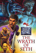 Wrath of Seth (Boys of Imperial Rome), Zack, New Book