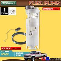 Electric Fuel Pump Module Assembly for Dodge Dakota 1994 1995 3.9L 5.2L E7062M