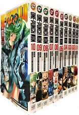 One-Punch Man Volume 1-10 Collection 10 Books Set Children Manga Books Set Pack