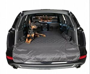 LARGE HEAVY DUTY WATERPROOF CAR BOOT LINER PROTECTOR DIRT PET DOG FLOOR COVER