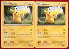 BREAKthrough 2x Quantity Pokémon Individual Cards