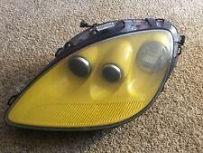 C6 corvette headlight, Yellow, drivers side, left