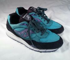 Saucony Shoes Shadow 6000 Bermuda Pack Teal Black Men's Size 10.5