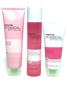 MARY KAY BOTANICAL EFFECTS~YOU CHOOSE~ALL SKIN TYPE~CLEANSER~TONER~MOISTURIZER!