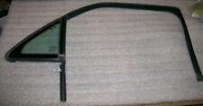 2003 - 2007 CADILLAC CTS OEM RIGHT PASSENGER REAR DOOR QUARTER VENT GLASS WINDOW