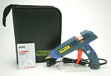 PROkleber Hot Melt Glue Gun Kit 100 Watt with Carry Bag & 2 pcs Glue Sticks. NEW