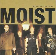 Moist Breathe Remix EP Promo CD 1999 3 Tracks