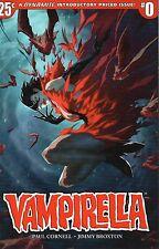 Vampirella #0 (NM)`17 Cornell/ Broxton