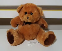 HAIGH'S CHOCOLATES TEDDY BEAR PROMOTIONAL BROWN PLUSH TOY SOFT TOY 16CM TALL