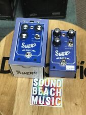 Supro 1305 Drive Pedal - Overdrive Pedal w/ True Bypass