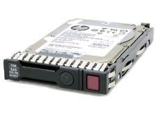 HP HARD DISK Gen8/9 653957-001 652583-B21 600GB 10K 6G 2.5 SAS DUAL PORT NUOVO