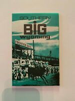 Vintage 1970's Southern Big Wyoming Travel Brochure