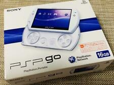 NEW PSP GO Pearl White 16gb Console System Japan *ACTUAL ITEM IN STOCK*