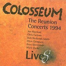 Reunion Concerts'94 (Live) von Colosseum | CD | Zustand gut