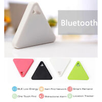 GPS Mini Tag Smart Tracker Bluetooth Wallet Key Finder Locator Alarm Pet BLIS