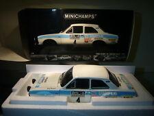 FORD ESCORT MKI RS 1600 RAC RALLY 1972 1:18 MINICHAMPS - PARI AL NUOVO
