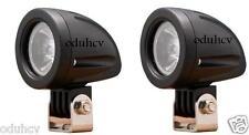 2x 12v 24v LED Proyector Spot 10W Haz Faros Offroad Barco Camioneta Pickup SUV