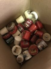 20 Yankee Candle Christmas Fragrances, Mixed Melts And Votives