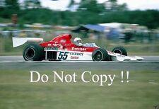 Mario Andretti Parnelli VPJ4 Canadian Grand Prix 1974 Photograph