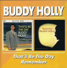 Buddy Holly ‎– That'll Be The Day / Remember (2002)  CD  NEW/SEALED  SPEEDYPOST