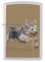 Zippo Lighter -Yorkshire Terrier