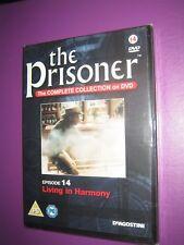 The Prisoner: Episode 14 - Living In Harmony {DVD} New and Sealed - FREEPOST